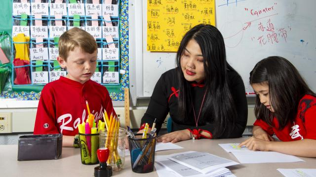 There are numerous benefits to dual-language programs, but some parents may be apprehensive about enrolling their students in such a unique curriculum. (Photo Courtesy of Participate Learning)