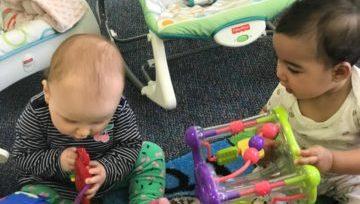 Preschool 2s Growing Independence